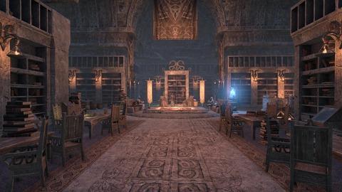 The Elder Scrolls Online - À l'épreuve de l'Archive aethérienne