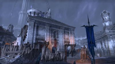 Rapport de l'Éclaireur V : Quartier des Nobles
