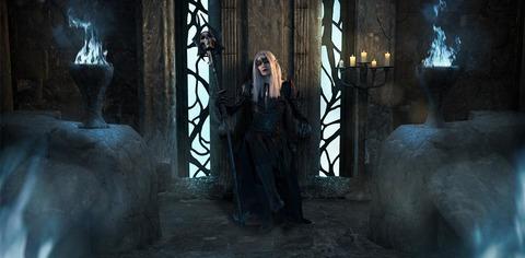 The Elder Scrolls Online - Un magnifique cosplay de Mannimarco par une joueuse