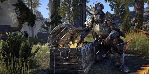 The Elder Scrolls Online - Evénement bonus ESO : caisses à couronnes et offre d'essai ESO+ au programme