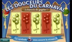 2013 Carnaval des Élus : Jeux, quêtes et gains.