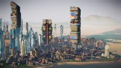 Le disque additionnel SimCity : Villes de Demain prévu pour le 14 novembre