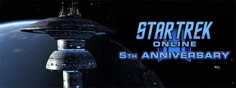 Star Trek Online - L'événement du 5ème anniversaire joue les prolongations jusqu'au 2 mars