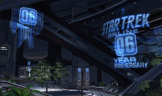 Star Trek Online fête ses 6 ans