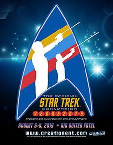 L'équipe Star Trek Online à la Convention de Las Vegas
