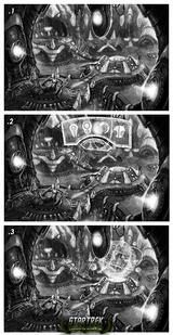 Saison 8 - Concept art - Dyson Sphere 1