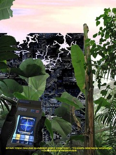 """Concours 2007 : """"To Explore New Worlds"""" (2)"""
