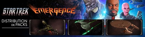 Distribution PS4/Xbox One : des vaisseaux Star Trek Online à gagner