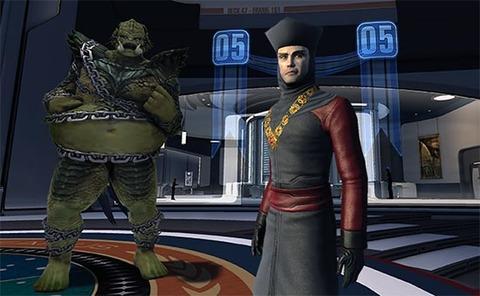 Star Trek Online - La célébration des 5 ans du jeu commence ce lundi 26 janvier