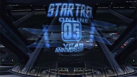 Star Trek Online - La célébration des 5 ans du jeu continue