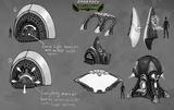 Saison 8 - Concept art - Dyson Sphere 4