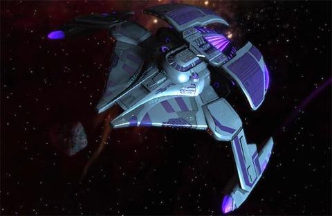 Star Trek Online - Un vaisseau Jem'Hadar dans le pack Recherche et Développement