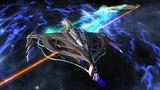 Destroyer scientifique de Dyson avancé romulien - Classe Tyton