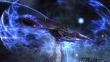 Destroyer scientifique de Dyson avancé Starfleet - Classe Omega