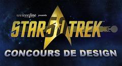 Concours de Design pour le 50ème anniversaire de Star Trek