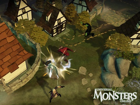 Universal Monsters Online - BigPoint dans l'arène des MOBA avec Universal Monsters Online