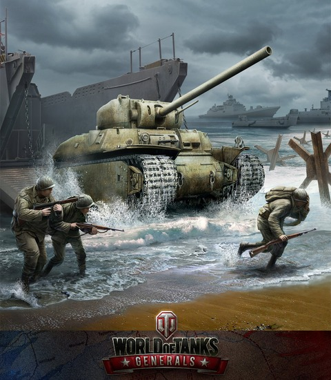 World of Tanks Generals - Word of Tanks Generals en ordre de batailles sur PC et tablettes