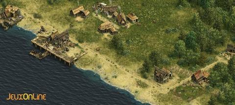 Anno Online - Chroniques du joueur itinérant - S'installer sur son île du Nouveau Monde avec Anno Online