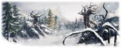 Une nouvelle île enneigée sur Anno Online