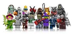 La monstrueuse « série 14 » de Minifigures Online s'annonce