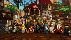 Interview d'Oscar Lopez Lacalle, lead designer de LEGO Minifigures