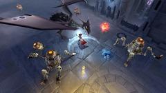 De l'artisanat pour améliorer les défenses de Migthy Quest for Epic Loot