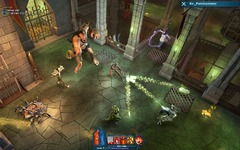 The Mighty Quest for Epic Loot illustre son gameplay (avec arrogance)