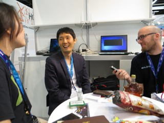 GamesCom 2014 : Interview de PearlAbyss et Daum Communications