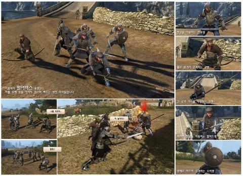 Black Desert Online - Des mercenaires à recruter pour former des armées
