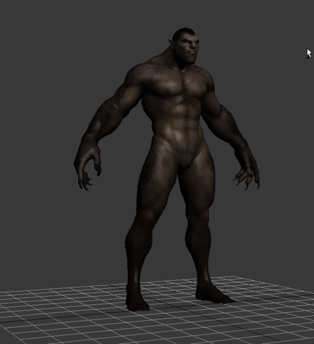 Raid Boss Werewolf