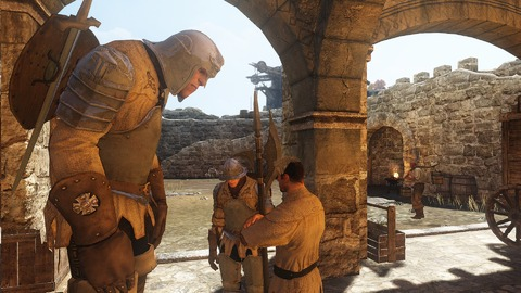 Black Desert Online - Black Desert ébauche son gameplay PvP
