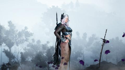 Black Desert Online - La Lame Sombre de Black Desert jouable le 1er mars, dans l'éditeur de personnage dès aujourd'hui