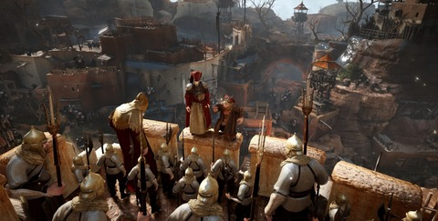 Black Desert Online - Black Desert Online en développement pour PS4 et Xbox One