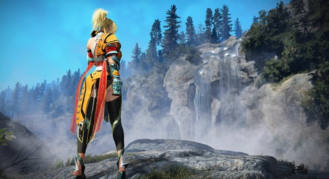 Black Desert Online - La Mystique s'annonce dans la version occidentale de Black Desert