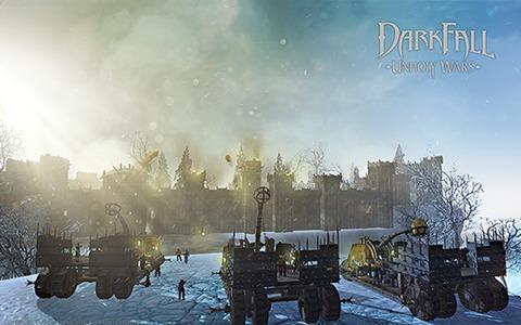 Darkfall Unholy Wars - Affronter les développeurs de Darkfall Unholy Wars