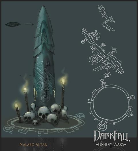 Darkfall Unholy Wars - Des nouvelles quêtes en approche sur Darkfall Unholy Wars