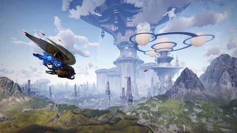 Skyforge - Le Cryomancer jette un froid sur SkyForge