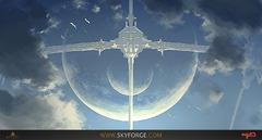 L'histoire de la Forteresse céleste de Skyforge