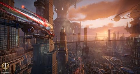 Skyforge - Ouverture des inscriptions pour la bêta de SkyForge, le MMORPG pour accéder à la divinité