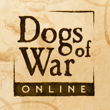 Logo de Dogs of War Online