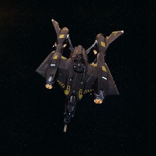 Le Vanguard Sentinel, dernier vaisseau dans l'arsenal pour la guerre électronique