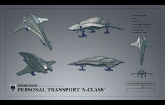 A-Class Transport personnel