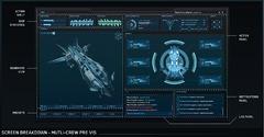 Interface modulaire de gestion du vaisseaux