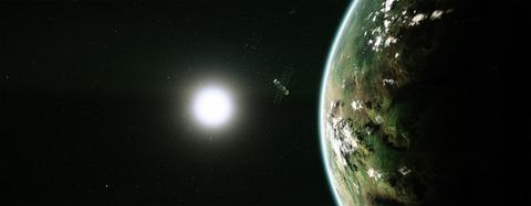 Star Citizen - Les systèmes Goss, Orion et Eliss débloqués