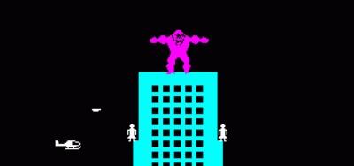 Un tir venu du passé : King Kong