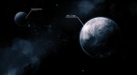 Guide galactique : le système Stanton