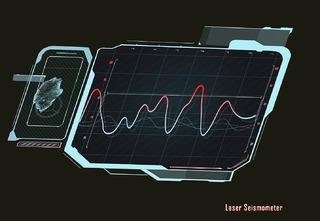 LaserSeismometer