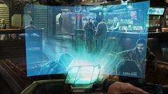 Une vision de l'ordinateur du futur avec MobiGlas dans Star Citizen