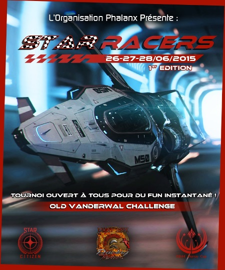 Star Racers - 1er Tournoi FR de course
