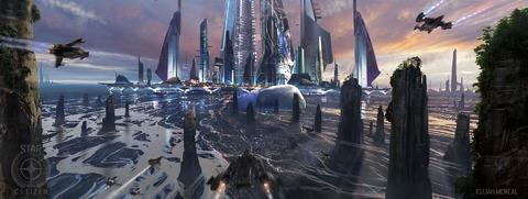 Guide galactique : Le système Centauri